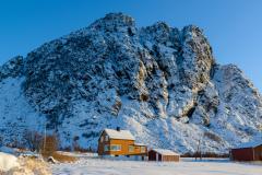 Lillevik in February