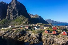 Hamnøy, near Reine, ca 1:30 from Lillevik