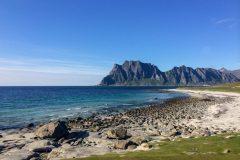 Uttakleiv, ca 50 min from Lillevik
